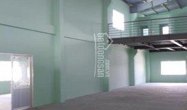 Cho thuê nhà xưởng 3200m2 vừa mới xây dựng xong giá 130tr/tháng tại lê thị riêng, quận 12