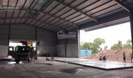 Cho thuê nhà xưởng mới xây quận bình tân, đường 10m, giá 80.000/m2. lh: