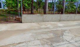 Bán đất hẻm đường Lê Văn Lương_Nhơn Đức_Nhà Bè diện tích: 102,3m2. Giá 18.5 tr/m, có sổ riêng