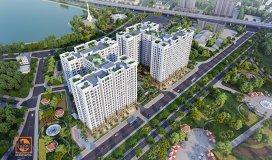 1.67 tỷ Bán CC 3PN 78.28m2 Hanoi HomeLand - 0904 175 066