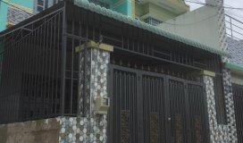 Nhà 1 Lầu + 2 Phòng Ngủ, (nở Hậu), 85m2, Ngay KCN Vĩnh Lộc.