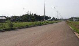 Bán đất gần chợ Phú hòa Đông,DT120m2,SHR,đường lộ giới 12m,bao GPXD