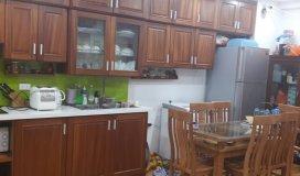 Cần bán căn hộ 60m2 tòa CT2B khu đô thị Nghĩa Đô, co hình ảnh