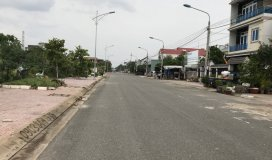 Bán đất Mặt tiền Nguyễn Duy Trinh, SHR, THỔ CƯ 100%, XDTD