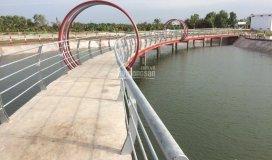 Hết vốn bán gấp lô, bán gấp lô dự án saigon riverpark đường 12m, dt: 100m2, liên hệ: