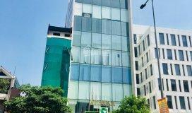 Hot! bán nhà 2 mt đường cộng hòa, 8mx33m, 2 hầm - 10 lầu. 270tr/m2(tl), đang cho thuê 1 mt 80tr/th