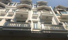 Nhà mới đẹp 1 lửng 3 lầu gần ngay mt phạm văn chiêu, p. 9. gò vấp