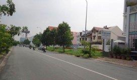 Cần cho thuê lô đất mặt tiền đường Dương Văn An, phường An Phú Q,2