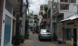 Cần Bán Gấp Biệt Thự Cách Mạng Tháng 8, Phường 7, Quận Tân Bình.