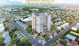 504 triệu sở hữu căn hộ asiana capella mặt tiền đường trần văn kiểu, quận 6, chiết khấu 5%