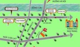 Bán lô đất 96.8m2 gần đường Cao Bá Quát – Cầu Lùng, Diên Khánh, Khánh Hoà.