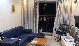 Cho thuê căn hộ Hưng Phát 1, Lê Văn Lương, căn 2PN 2WC, giá 8.5tr/tháng
