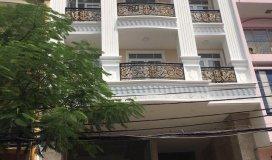 Văn Phòng Lê Thạch, quận 4 cho thuê diện tích 55m2
