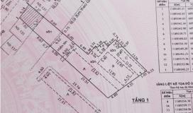 Bán nhà mặt tiền Trần Xuân Soạn, Q7, DT: 635m2