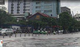 Cho thuê 1.710m2 Nguyễn Huệ quận 1 giá 30 nghìn USD/tháng