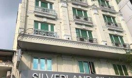 Bán gấp khách sạn mt đề thám-phạm ngũ lão , 8.4 x 20m, hầm + 12 tầng, giá chỉ 130 tỷ-