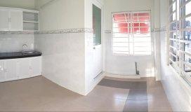 Phòng xây kiểu căn hộ mini, phòng ngủ, bếp, vệ sinh riêng biệt, ngay chợ Hồng Lạc