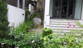 Cho thuê 2 căn biệt thự nhà vườn imperia nguyễn tuân - thanh xuân. dt 200m2 x 5 tầng