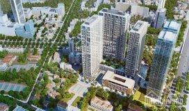 Cho thuê gấp shophouse lô góc 8s-01, tòa m2, tầng 1 + 2 metropolis - 29 liễu giai