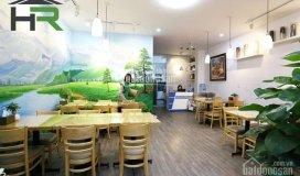 Cho thuê mặt bằng mở quán cafe hoặc nhà hàng ở tô ngọc vân - tây hồ