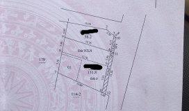 Đất tổ 8 Thạch Bàn 58m2 2 mặt thoáng ngõ ô tô giá chỉ 3 tỷ