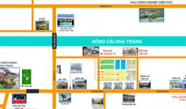 Bán đất nền khu đô thị Phú Ân Nam 2, Diên An, Diên Khánh, Khánh Hoà. 102m2, đường 13m
