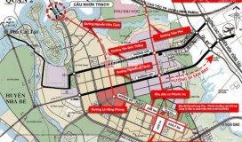Mua bán đất nền dự án khu đô thị mới nhơn trạch giá rẽ, sổ hồng riêng. lh: