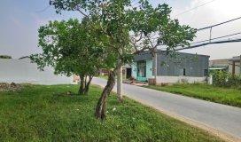 Cần tiền bán gấp 1725m2 đường Tân Liễu, Hưng Long, Bình Chánh. Giá 8,7tr/m2.