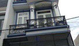 Gấp. Bán nhà 2 lầu xây mới giá 1tỷ93 DTSD 120m2 Bình Tân