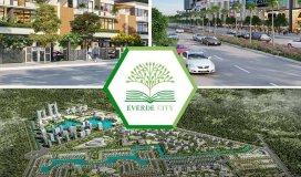 Dự án Everde City ( Đất nền đô thị - Ngay trong khuôn viên đại học Tân Tạo )