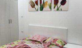 Cho thuê căn hộ chung cư ngõ 234 Hoàng Quốc Việt- 2 phòng ngủ,full đồ, 9 triệu/tháng.