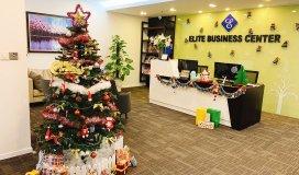 Văn phòng dịch vụ tại Elite Business Center - Hạng A - Chấp nhận trung gian