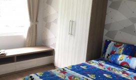 Cho thuê căn hộ 87 lĩnh nam đồ cơ bản 2 ngủ, LH 0912606172 giá 8tr /th