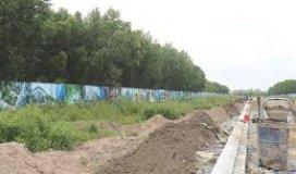 Bán đất MT đường Đinh Đức Thiện, ngay chợ Bình Chánh, SHR, XDTD, khu dân cư sầm uất.