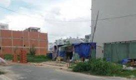 Bán đất nền đường quốc lộ 1A, gần chợ Bình Chánh, SHR, XDTD, 546tr/N