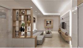 Cho thuê chung cư gelexia revirside số 885 tam trinh  2PN, 3 PN  LH 0913365083