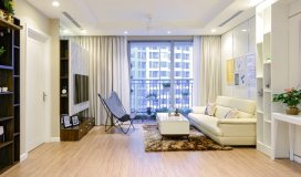 Cho thuê căn hộ chung cư 75 Tam trinh có đồ,giá 8 triệu LH 0913365083