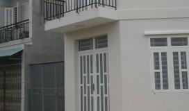GĐ em bán nhà góc 2 mặt tiền 1 trệt và 1 lầu ngay hẻm 1902 đường Nhơn Đức_ Lê Văn Lương giá 2.7 tỷ