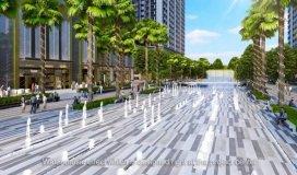 Bán căn hộ lk phú mỹ hưng,3 mặt view sông, hồ bơi tràn sky view, hệ thống smart home hiện đại 1,7tỷ
