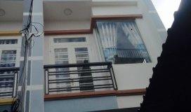 Nhà mới xây 1T2L ĐS 4,Bình Hưng Hòa B DTSD 44m2,chỉ 1,92 tỷ, Bình Tân. LH 0966806806