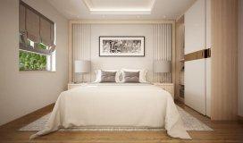 Cho thuê căn hộ chung cư căn góc tầng đẹp để làm văn phòng ở 885 tam trinh LH 0913365083