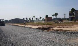 Cần bán gấp lô đất nền huyện hóc môn trong tuần, giá chỉ 450tr/90m2