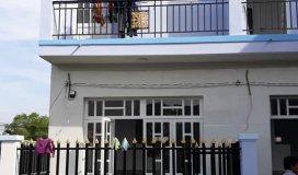 Bán nhà Đồng Sở Hữu đường Cộng Đồng Lộc Hậu, 800tr trệt, lầu, 2PN. LH: 0934.185.189 Lộc