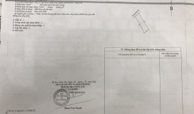 Chính chủ bán lô đất Phú Mỹ, Giá: 504 Tr, Diên tích: 112m, 60m thổ cư, 0931292324