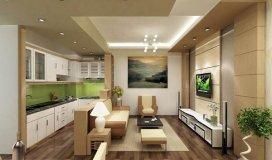 Cho Thuê chung cư gần chợ Mai động, đồ cơ bản giá 7 triệu LH 0913365083