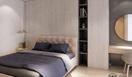 Cần cho thuê chung cư Đồng Phát, 2 phòng ngủ đồ cơ bản giá 6 triệu/th, LH 0912606172