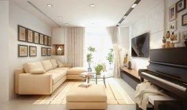 Cần cho thuê gấp căn hộ chung cư @home 987 tam trinh 2 ngủ có đồ giá 6 tr/th LH 0919271728