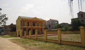 Bán đất thôn Đại Bản, Phú Thị đầu tư đẹp. 2 mặt tiền chia 2 lô ngõ 3m giá 12 triệu/m. LH 0973683486