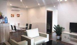Cần cho thuê gấp căn hộ chung cư Hoàng Quốc Việt, full đồ, 2pn,Giá 9tr/th.