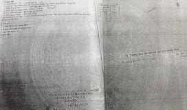 Bán gấp lô đất Tân Hòa, Giá: 468 Tr, Diện tích: 104m, SHR, Bao sang tên công chứng